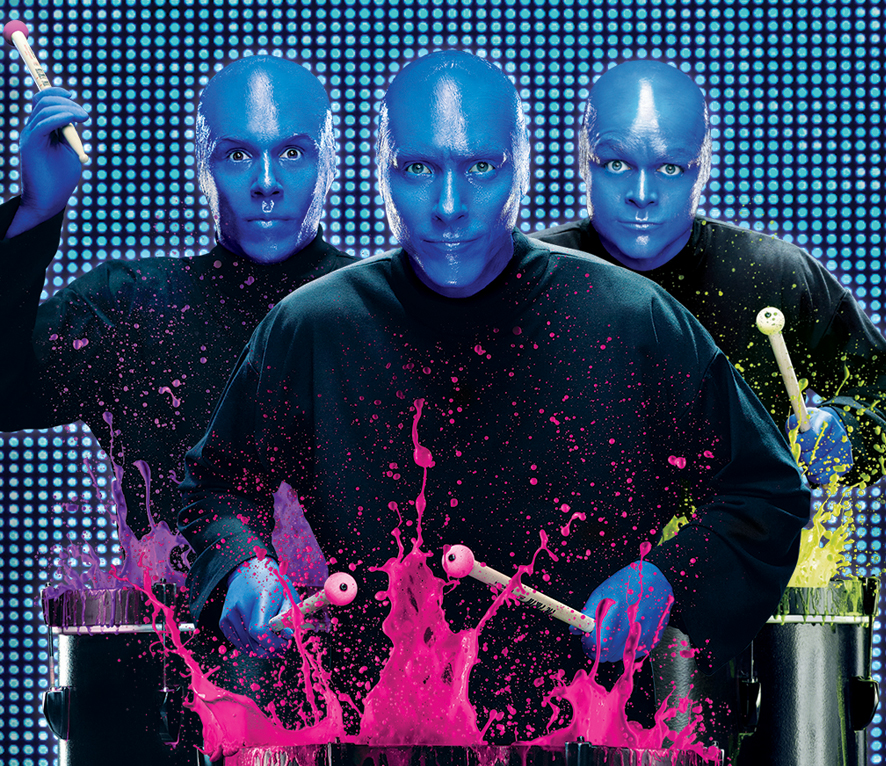 Tickets To Blueman Group 20