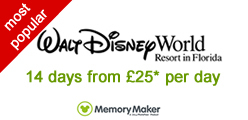 Cheap Disney 14 day Ultimate ticket