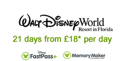Cheap Disney 21 day Ultimate ticket