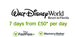 Cheap Disney 7 day Ultimate ticket