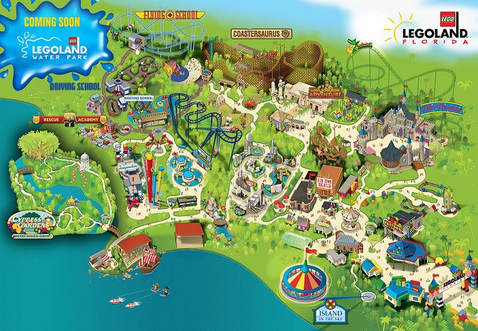 Legoland Florida Amp Waterpark 2 Day Ticket