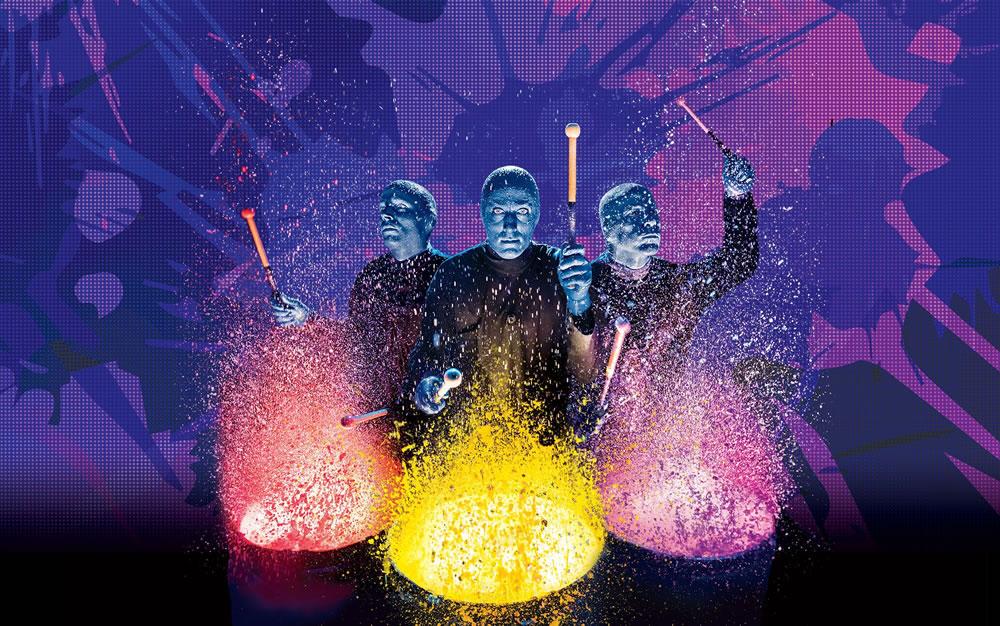 Blue man group orlando - Blue man group box office ...