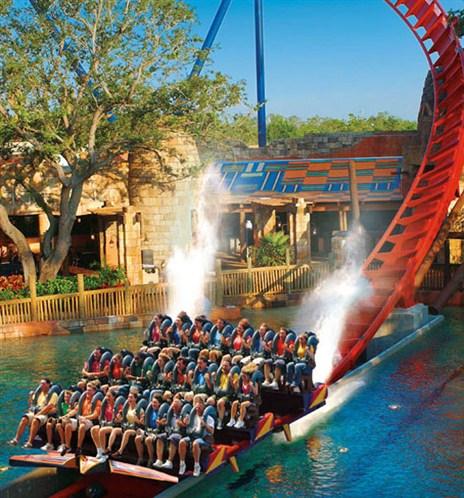2 Park SeaWorld Busch Gardens Ticket