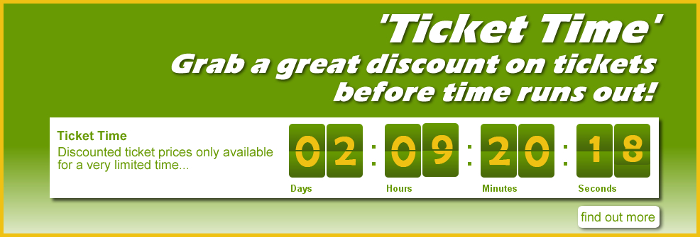 Click here for a limited time dfiscount on selected tickets